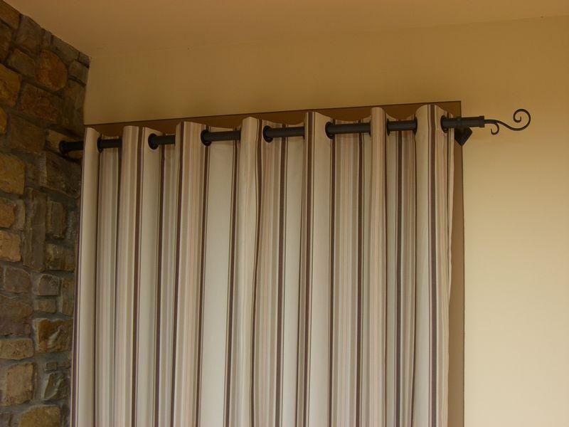 Aral tendaggi scheda prodotto tende a caduta tende a - Tenda porta scorrevole ...