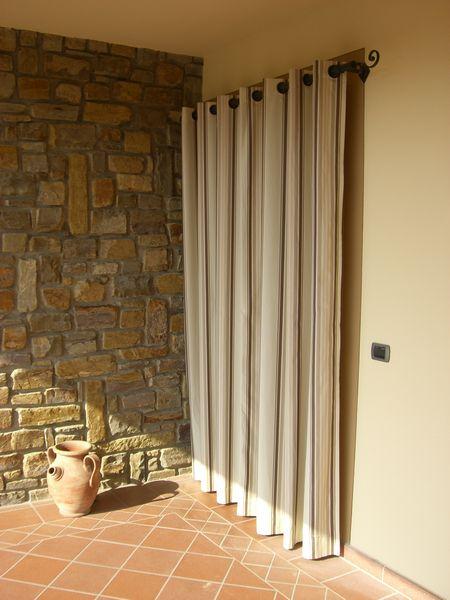 Tende da porta tende da interni doppie cucina gani for Tende da sole per esterni obi