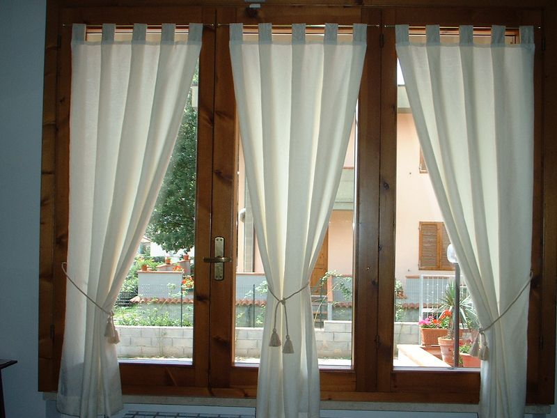 Tende Per Interni A Vetro : Aral tendaggi scheda prodotto tende da arredamento tendine a vetro