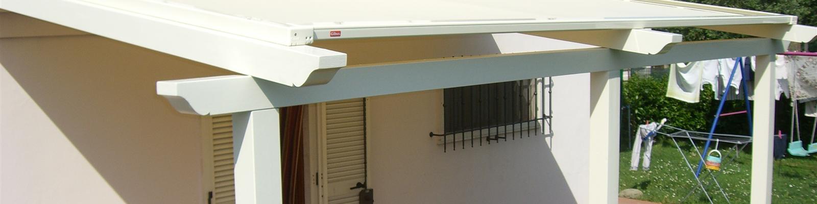 Aral tendaggi prodotti tende verticali tende alla for Tende per pergolati